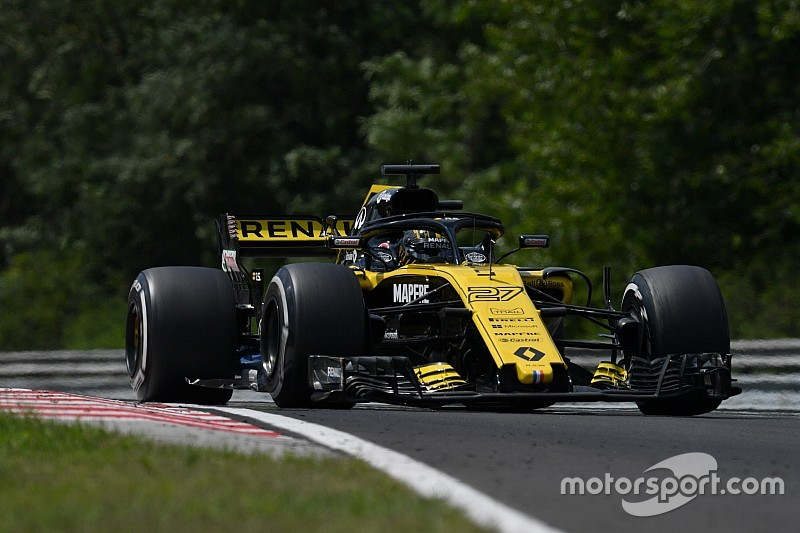 النموّ السريع أضرّ بقيمة فريق رينو في الفورمولا واحد