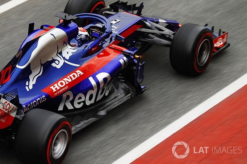 A Toro Rosso élvezi a Honda nyújtotta szabadságot