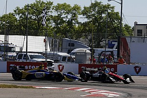 IndyCar Special feature Video: Who was to blame in Wickens v Rossi IndyCar clash?