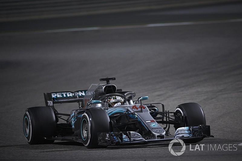 Hamilton pede para Mercedes melhorar comunicação na corrida