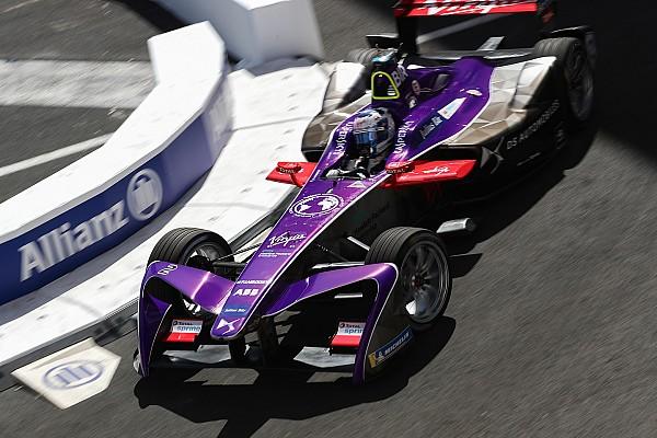 فورمولا إي تقرير السباق فورمولا إي: بيرد يستغل حادثة روزنكفيست ليحرز الفوز في روما