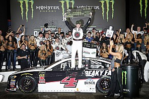 NASCAR Cup Race report Kevin Harvick adds All-Star Race win to dream season