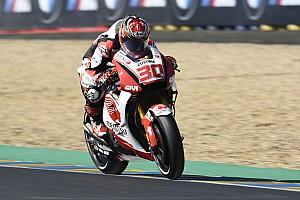 MotoGP 速報ニュース 中上貴晶「100%の状態とは言えないが、上位フィニッシュを目指す」