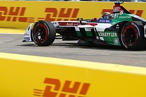 フォーミュラE レースレポート ベルリンePrix決勝:アプト盤石の走りで母国レース制圧。アウディ1-2