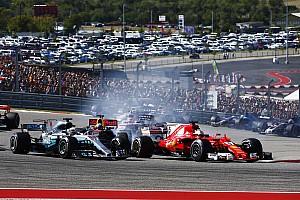 Dilemma Ferrari: la Rossa di Seb soffre con le gomme e quella di Kimi meno