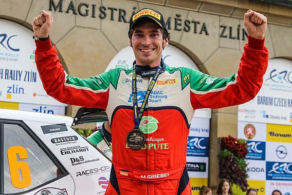 Marijan Griebel rinuncia al WRC per proseguire nell'ERC nel 2018