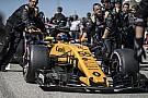 A Renault nem találja a szavakat Sainz teljesítményére