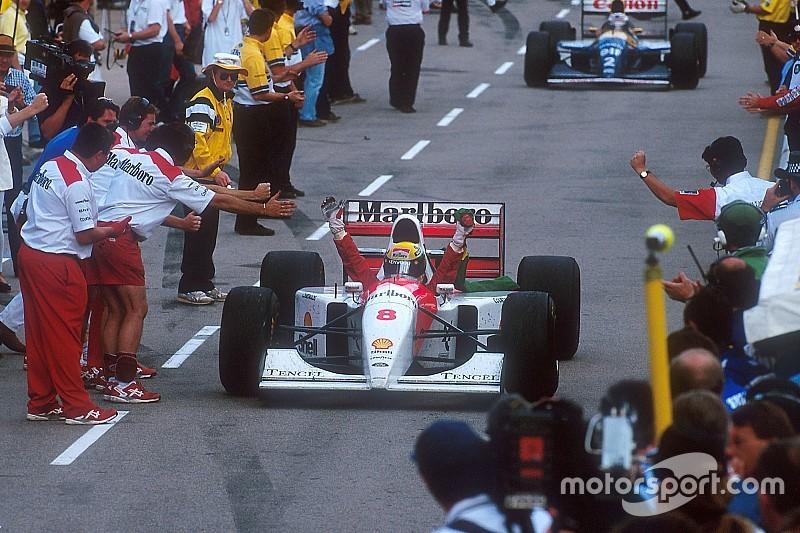 25 anos: Senna conquistava sua 41ª e última vitória na F1