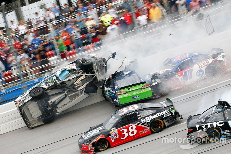 NASCAR Roundtable: With Talladega ahead, who is in playoff danger?