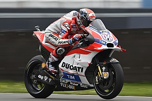 MotoGP Qualifying report MotoGP Assen: Dovizioso pole position, Lorenzo start ke-10