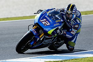 MotoGP Breaking news Suzuki confirms Tsuda as Rins stand-in for Jerez