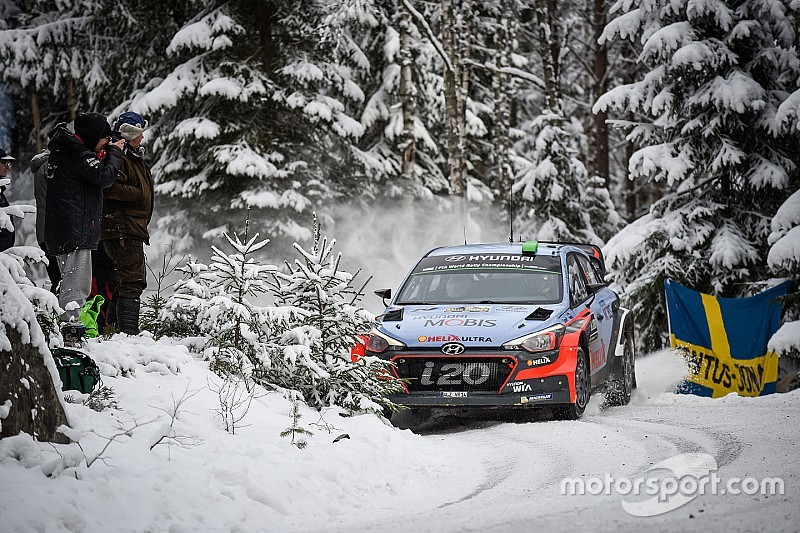 Sweden Lands Threeyear Extension In WRC - Rally sweden map 2016
