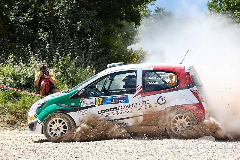 Trofeo Twingo R2 Terra: Nerobutto e Matteuzzi re a San Marino