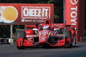 IndyCar Practice report Dixon leads warm-up, but says tire questions remain