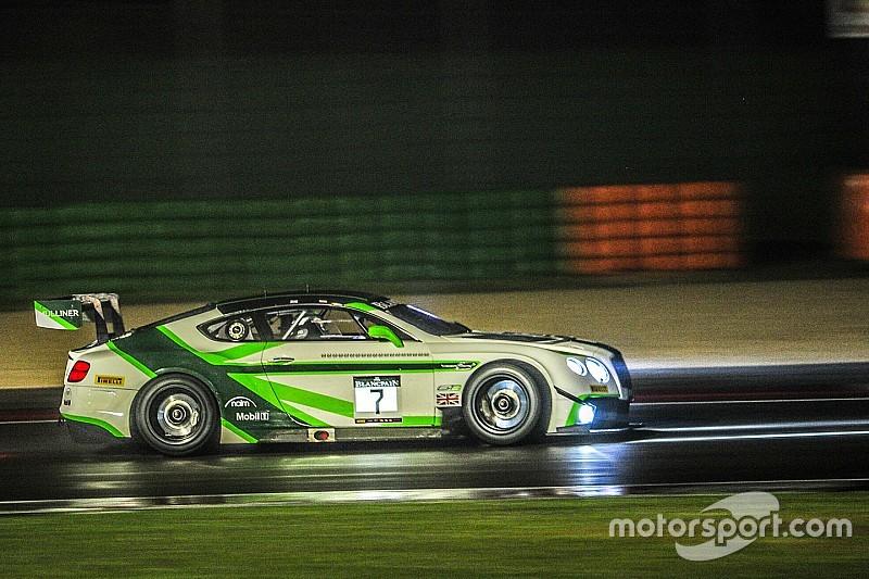 Рискованная тактика принесла Bentley ночную победу в Мизано