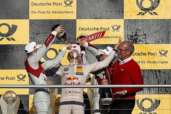 DTM Hockenheim II: Mortara kazandı, şampiyon Wittmann!