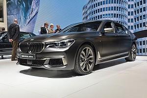 Auto Actualités BMW prépare de nouveaux modèles haut de gamme