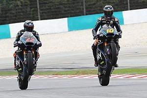 Bagnaia é terceiro e fatura título da Moto2; Marini vence