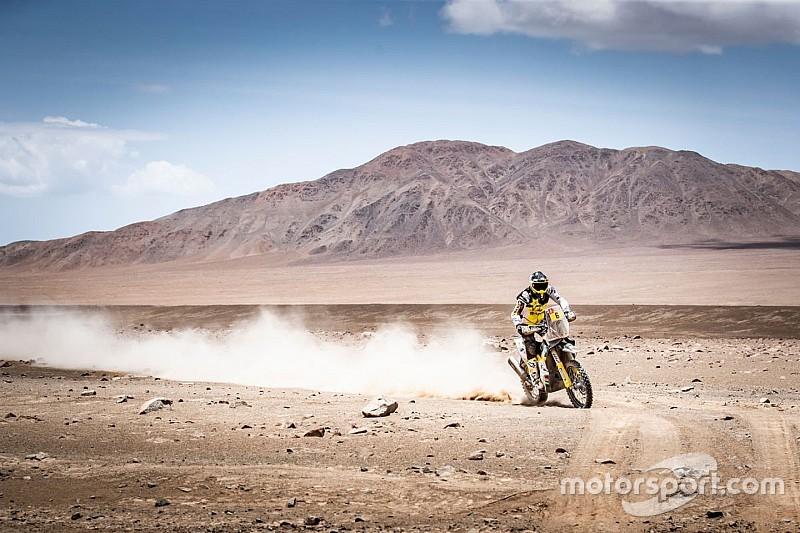Dakar 2019, 6. Etap: Quintanilla zafer ile liderliği aldı