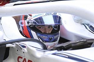 Tatiana Calderón tendrá dos días de pruebas con Alfa Romeo Sauber en Fiorano