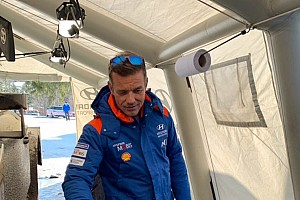 Loeb, Dakar Rallisi'nden 48 Saat sonra Hyundai ile ilk testini yaptı