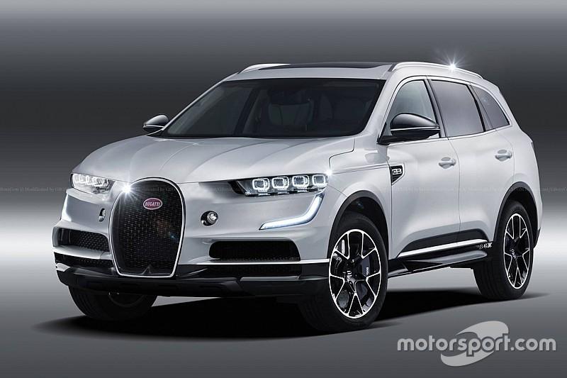 Президент Bugatti спростував створення кросовера в лінійці компанії