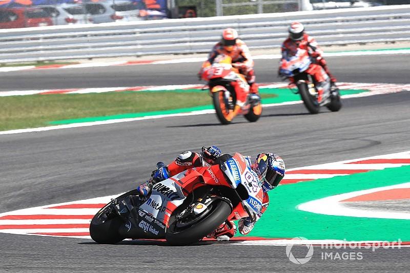 Makna akhir pekan Aragon bagi Ducati