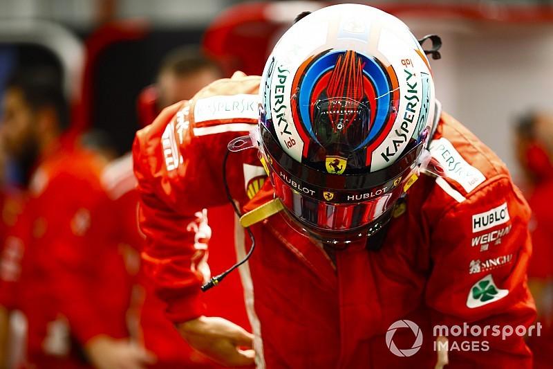 Raikkonen ya tiene hecho el asiento del Sauber