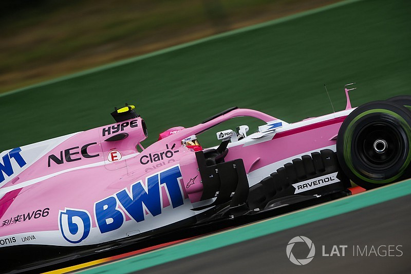 Force India to lose place in F1's Strategy Group