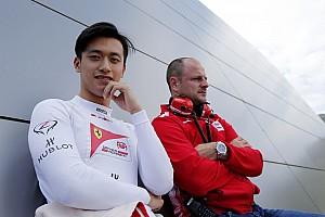 Zhou pasa de ser junior de Ferrari a rol con Renault F1