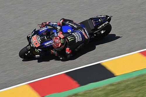 Resumen: la clasificación del GP de Alemania de MotoGP