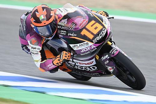 Moto3 Jerez 3. antrenman: Migno tur rekoruyla lider, Deniz ikinci oldu!