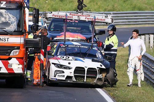BMW postpones M4 GT3's race debut after crash in practice