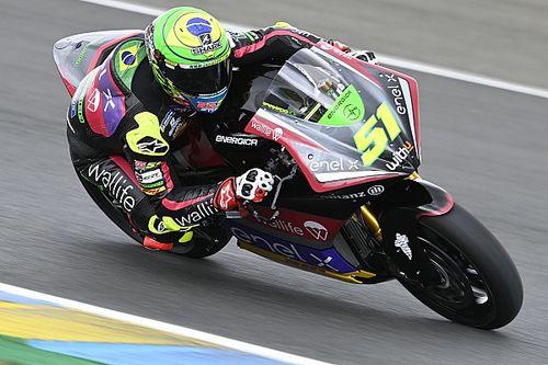 MotoE: Granado se lleva una carrera muy igualada en Le Mans