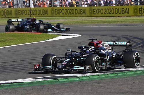 """""""Désespéré"""" et sous pression, Mercedes a évité le fiasco à Silverstone"""
