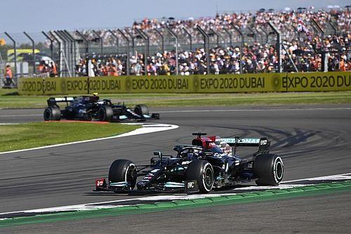 """F1: Mercedes estava """"desesperada"""" por bom resultado em Silverstone"""