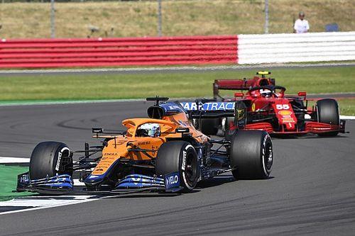 Sainz: El McLaren es uno de los coches más difíciles para adelantar