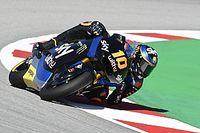 Moto2-Rennen Barcelona: Luca Marini besiegt Sam Lowes