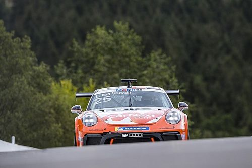 Porsche Supercup: Ten Voorde pole pozisyonunu kazandı, Ayhancan altıncı oldu