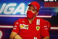 "Vettel: ""Wil Ferrari-periode in ieder geval nog waardig afsluiten"""