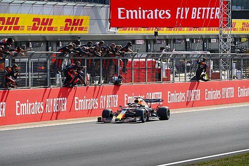 Honda: Fantastisch om eerste zege in 2020 op Silverstone te pakken