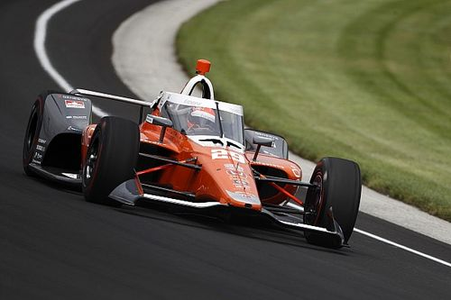 Indy 500 Practice: Hinchcliffe tops strong day for Andretti team