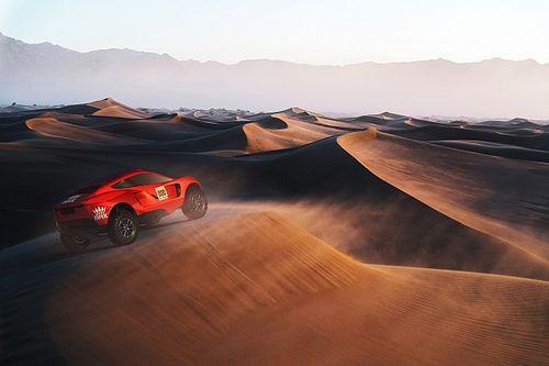 Prodrive, 2021 Dakar aracının detaylarını açıkladı