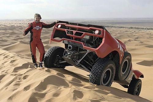 Dakar 2022 | Carlos Checa correrà nella categoria Auto!