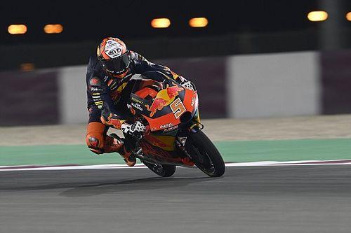 Moto3, Doha: Jaume Masia in pole con la KTM
