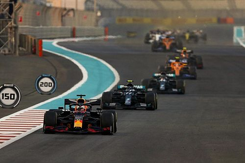 Abu Dhabi approves new layout plan for F1 track to improve racing