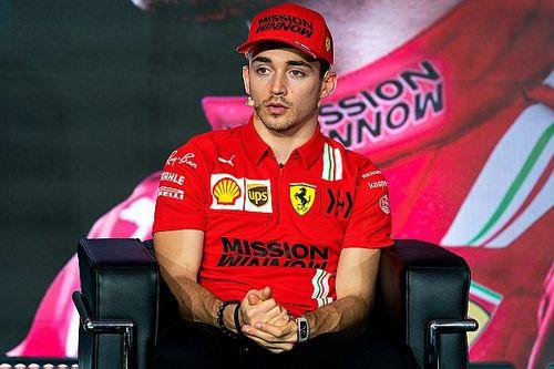 Leclerc, Ferrari'nin Le Mans Hiper aracını sürmeye sıcak bakıyor