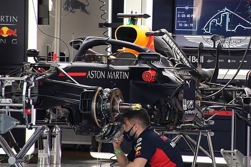 VIDEO: Progressie van Red Bull en Mercedes in F1 2020 vergeleken