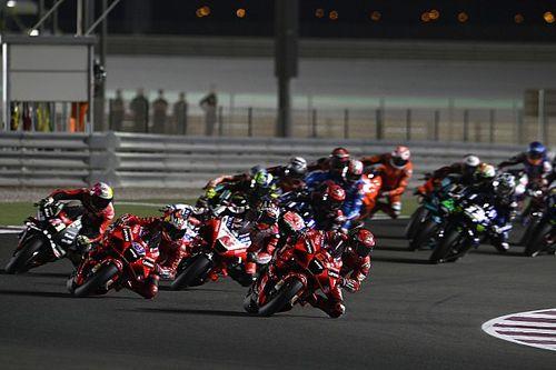 La première date du calendrier 2022 du MotoGP dévoilée