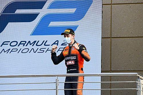 F2: Drugovich termina em 7° no primeiro dia de testes no Bahrein